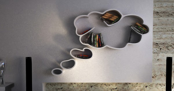 gorgeous and innovative bookshelves maret 2014 lowongan