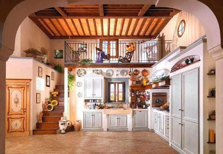 Case di lusso: cucine per case di lusso