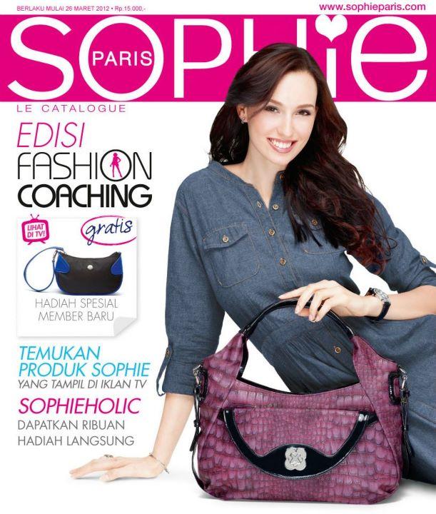 Katalog Sophie Martin Paris terbaru edisi Maret - April 2012 sudah ...