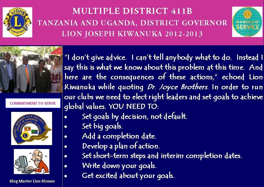 DG JOSEPH KIWANUKA 411B 2012-2013