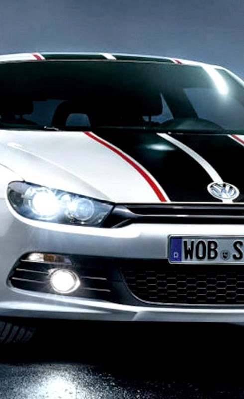 Nature volkswagen scirocco gts wallpaper  4231