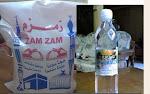 Air Zamzam RM170 dan RM15 500ml harga Sarawak  Harga (Semenanjung) RM150 &RM12