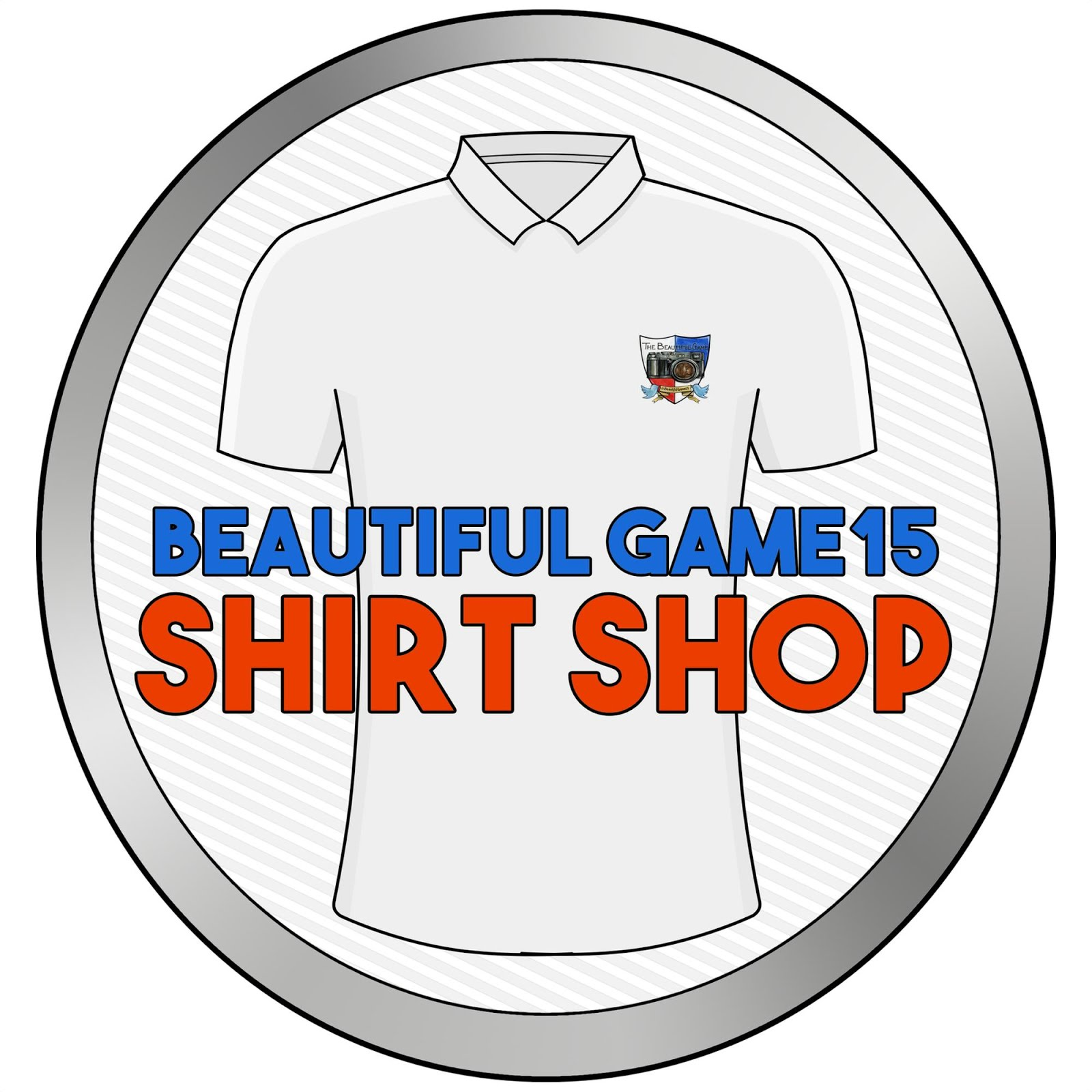 BeautifulGame15 Shirt Shop