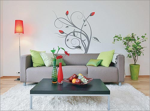 Interior Design and Decoration Decorations for the Room Walls