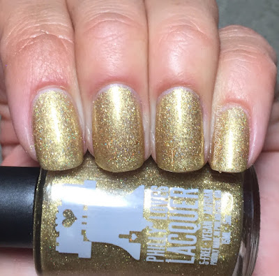 Cheers To You! Collaboration Box; Philly Loves Lacquer Gold Lang Syne