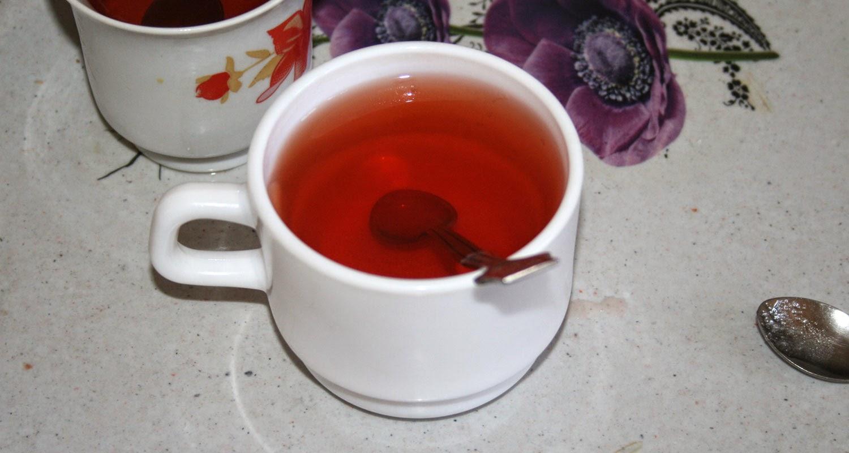 Radioactive coloured chai