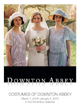 """Vintage Inspiration: The Brides of Downton Abbey"""