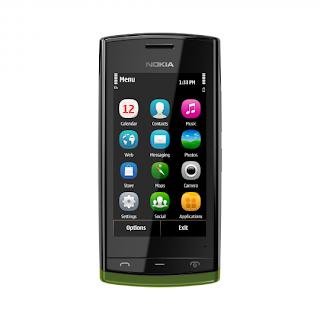 Nokia 500 VS LG Optimus 2X
