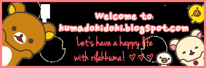 Rilakkuma fanblog | My happy life with rilakkuma!