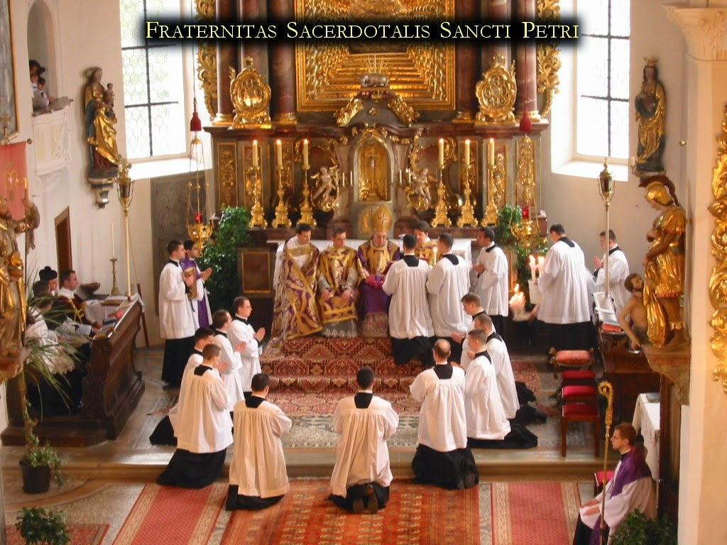 Fraternitas Sacerdotalis Sancti Petri