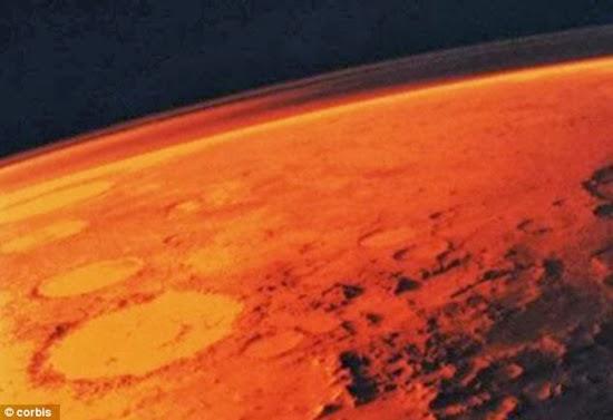 Dengan $5, Nama Anda Bisa Menjadi Nama Kawah di Mars