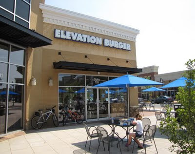Elevation Burger,Hyattsville,Maryland,Route 1,Baltimore Avenue