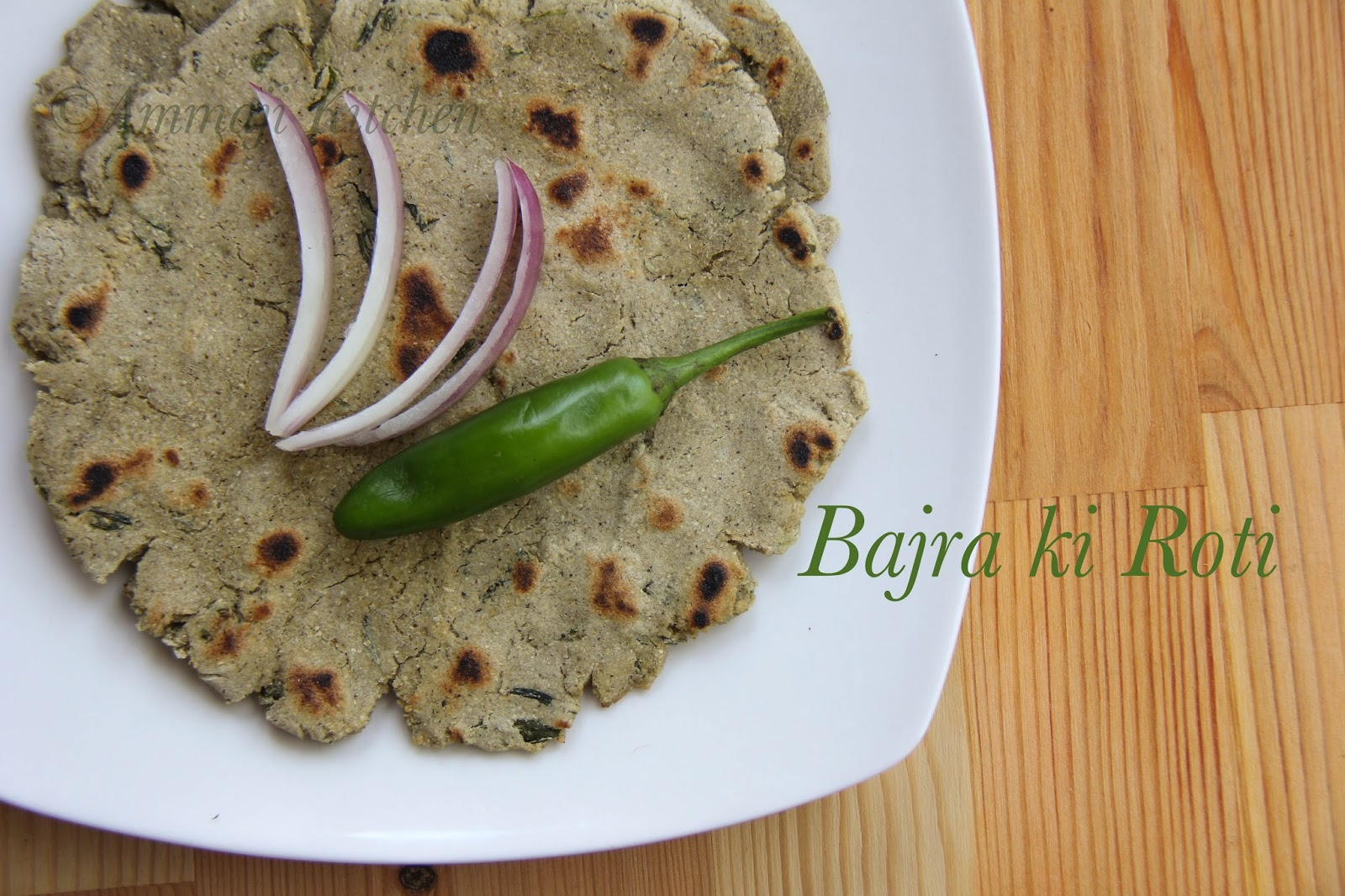 Bajra ki roti sojja rottelu indian food recipes ammaji kitchen bajra ki roti forumfinder Image collections