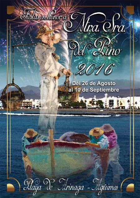 Fiestas en honor a Ntra. Sra. del Pino en la Playa de Arinaga