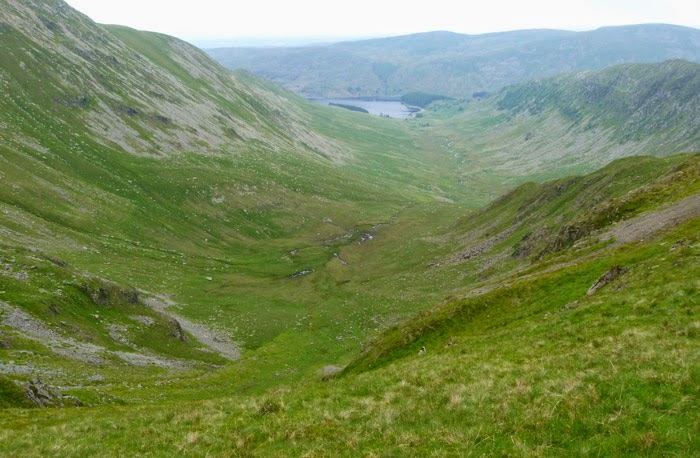 Riggindale, Lake District, Haweswater