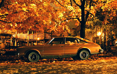 1978 Oldsmobile Cutlass Salon Brougham Aeroback Sedan.