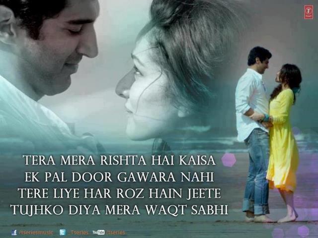 sad shayari wallpaper hindi me