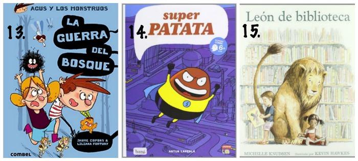 Seleccion De Libros Y Cuentos Para Ninos 5 A 8 Anos Club Peques