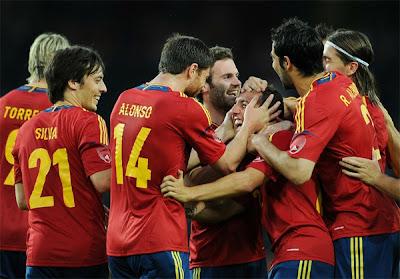 اسبانيا تواصل استعداداتها وتهزم كوريا ظ…ظ†طھ%D