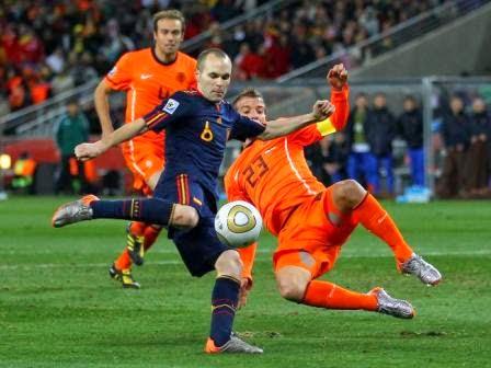 Spanyol vs Belanda