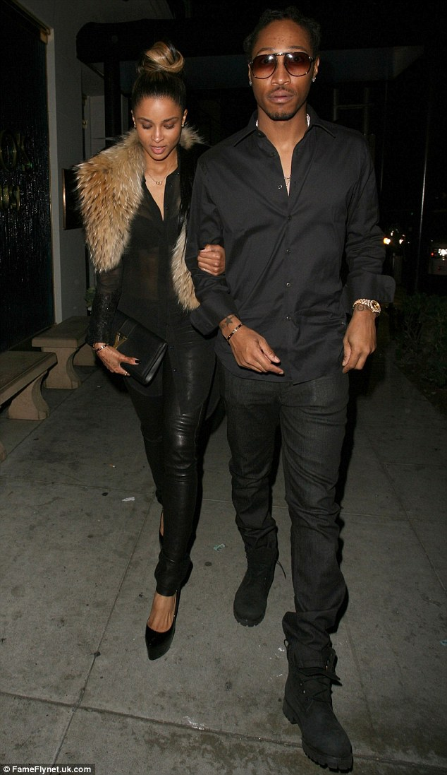 ciara dating future 2013 Nayvadius demun wilburn (born november 20, 1983), known professionally as future, is an future's second album, honest, was released in april 2014, surpassing his debut he was engaged to ciara in october 2013, but ciara called off the jump up ^ future unveils 'pluto 3d' album tracklist and release date.