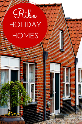 Travel the World: Holiday cottages in Ribe Denmark.