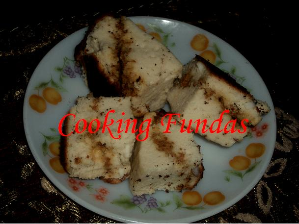 Cooking fundas pura podapitha now poda pitha is ready when the pitha comes to normal temperature take it out carefully and cut it into desired shapes thecheapjerseys Image collections