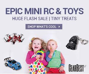 GearBest- Epic Mini RC and Toys