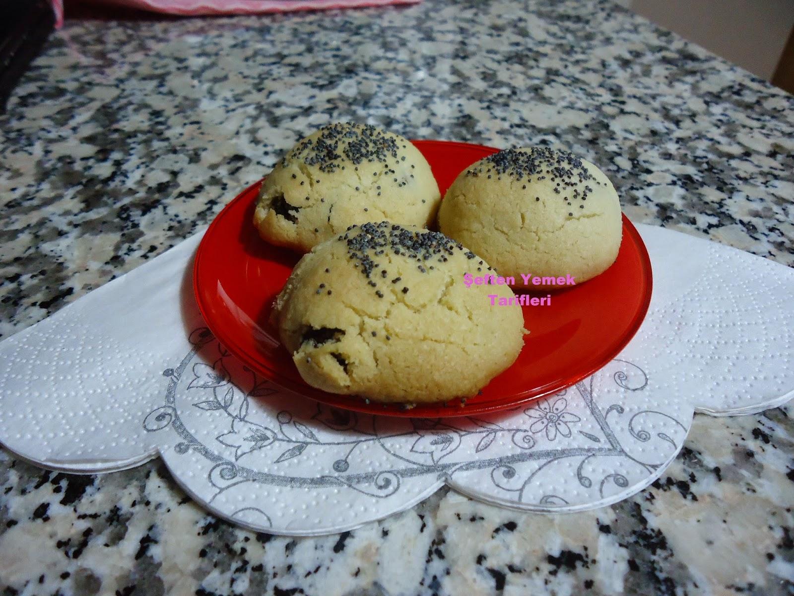 kremşantili kurabiye nasıl yapılır