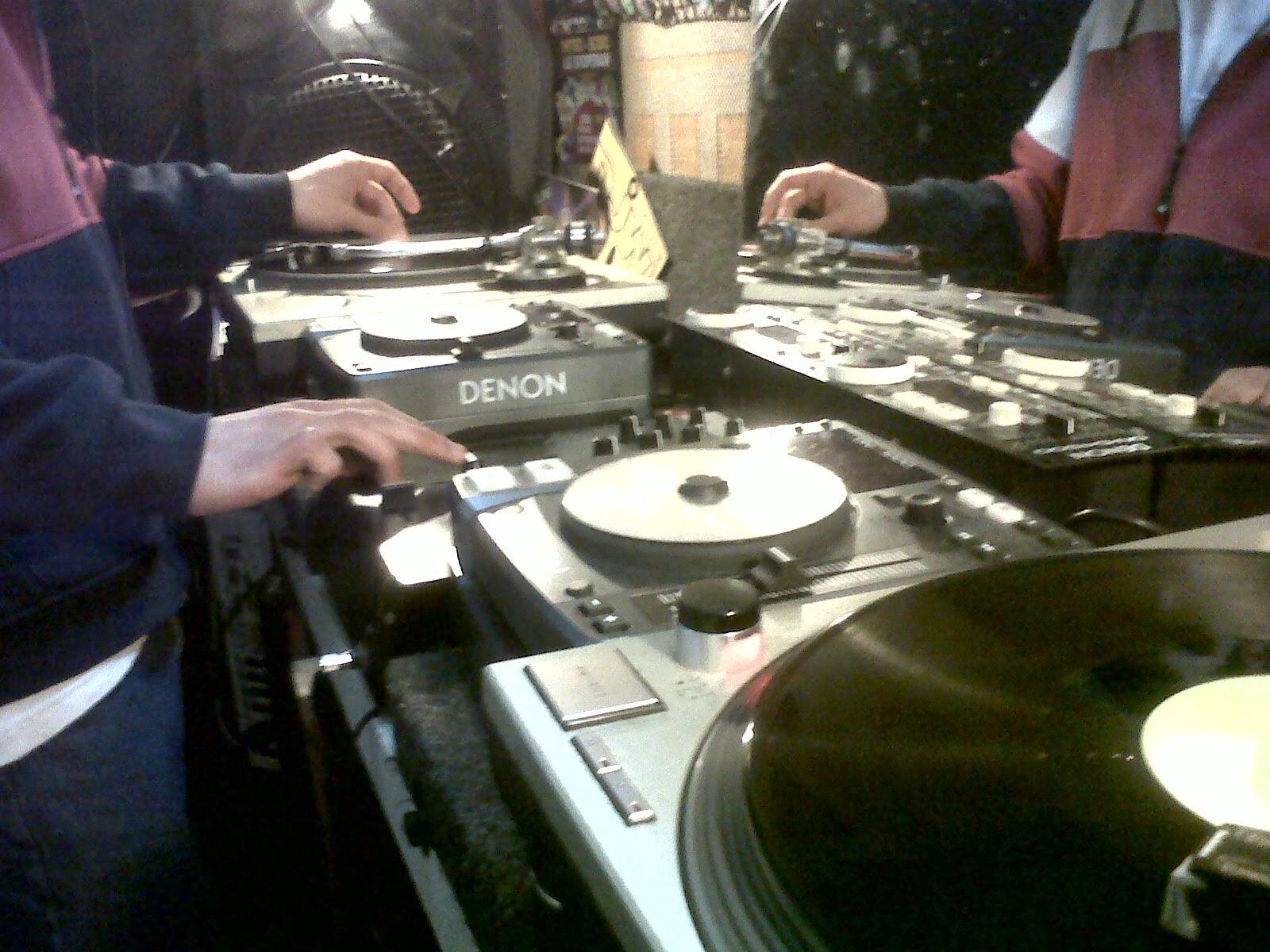 dj vinyls