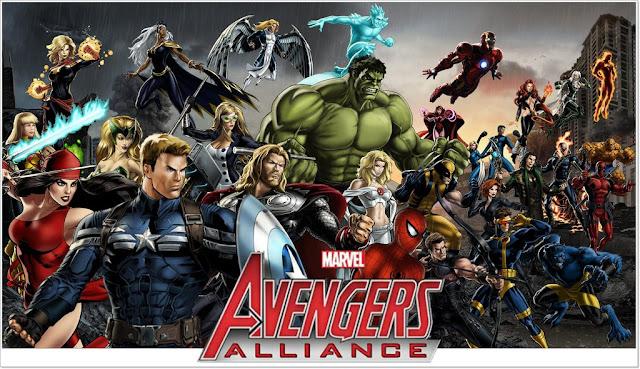 Marvel Avengers Alliance Hack Update 08/10/2015