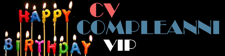 CV Compleanni Vip