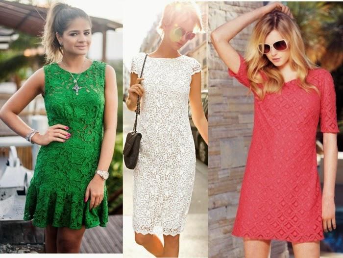 renda vestido-vestidos da moda-sites de moda-dicas de moda-roupas da moda-moda feminina-moda evangelica