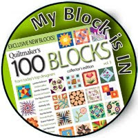 Quiltmaker's 100 Blocks, vol. 3