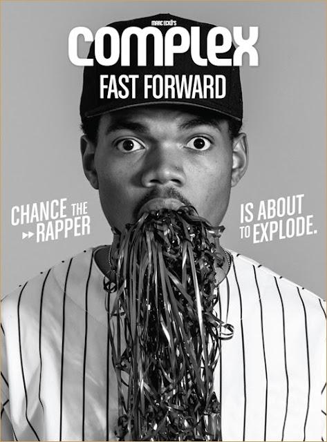 Chance the rapper Complex magazine cover