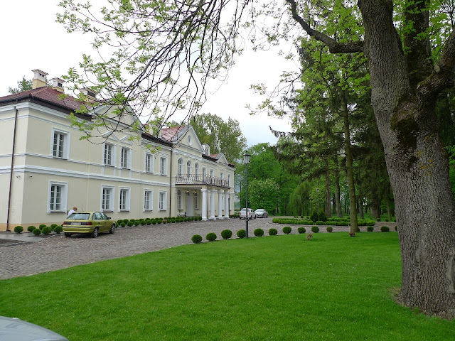 Sobienie - pałac i inne atrakcje/Sobienie-palace and other attractions