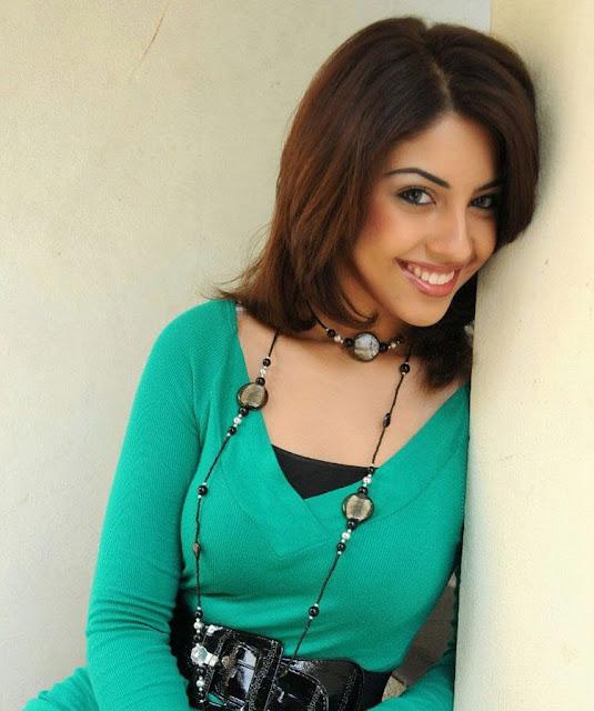 Richa Gangopadhyay In Green Top