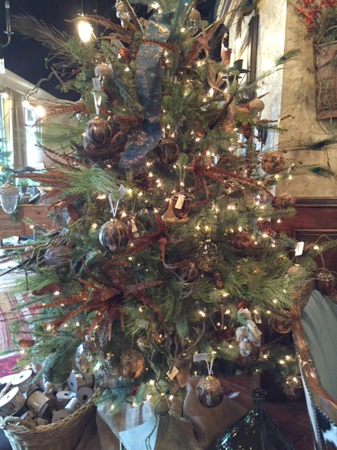 The Essence of Home: Christmas Decor at White Interiors
