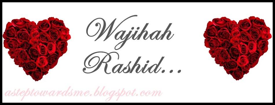 Wajihah Rashid