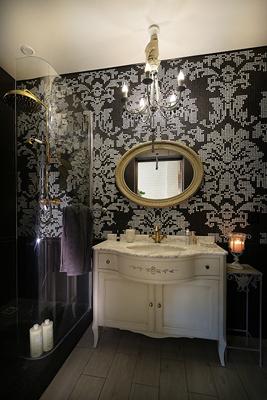 idei amenajari interioare baie cu tapet fara faianta,si tot felu de poze cu amenajari interioare apartamente moderne..ce te faci cand nu sti sa iti renovezi baia..priveste aceste poze cu amenajare bai moderna