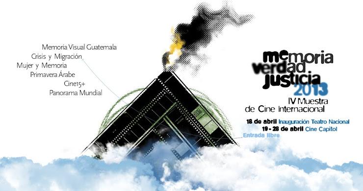 Muestra de Cine  Memoria Verdad Justicia 2013