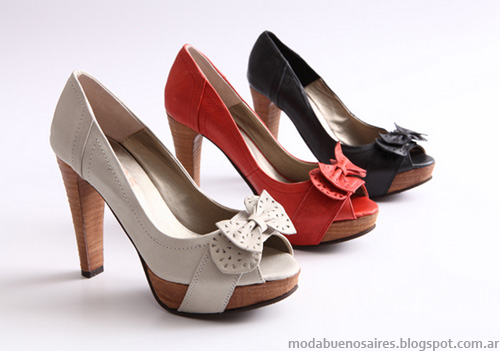 Zapatos 2013 moda Heyas argentina