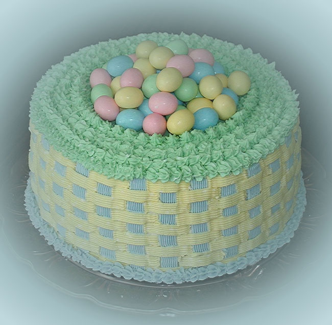 Easter Cake Decor Ideas : Amanda s Parties To Go: Easter Cake Ideas
