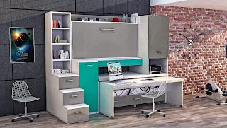 Muebles industria for Muebles juveniles a medida barcelona