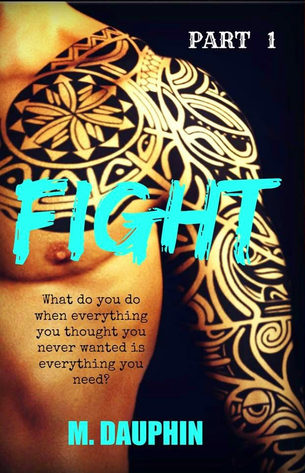 FIGHT by M. Dauphin  (REVIEW)