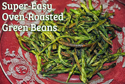 Recipe | Green Beans with Lemon-Almond Pesto Roasted Green Beans ...
