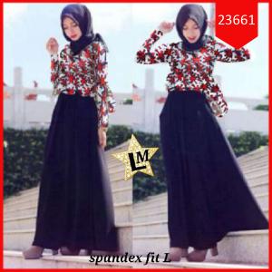 Busana: Dress Hijab Ara (BBB-064)