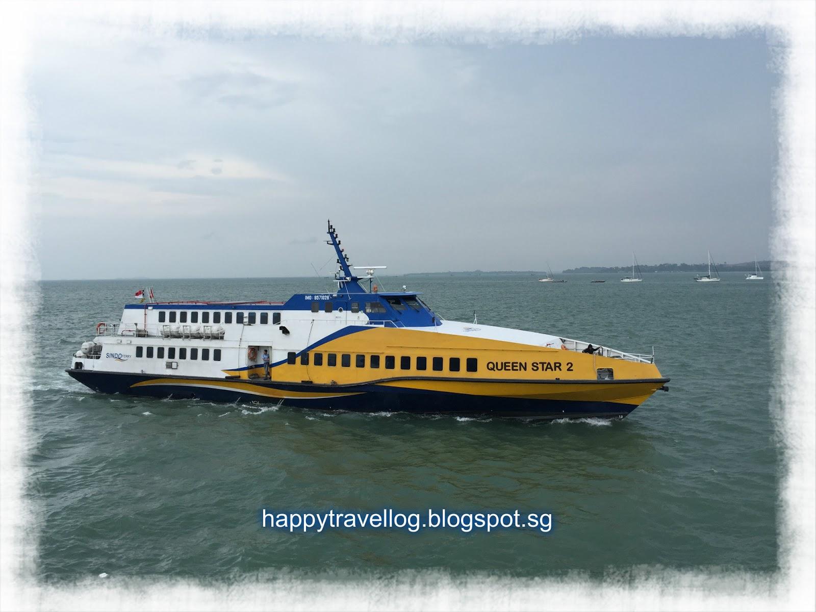 happy travel log tanjung pinang