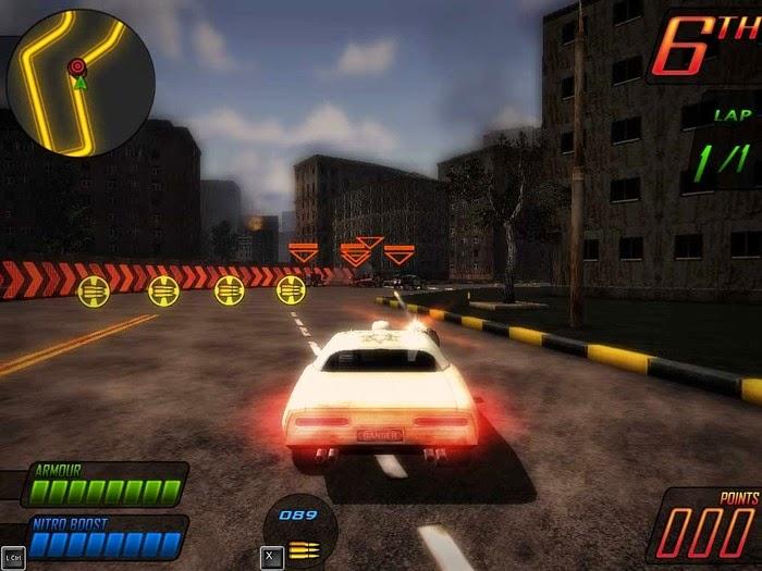 Download Permainan Balap Mobil Deadly Race