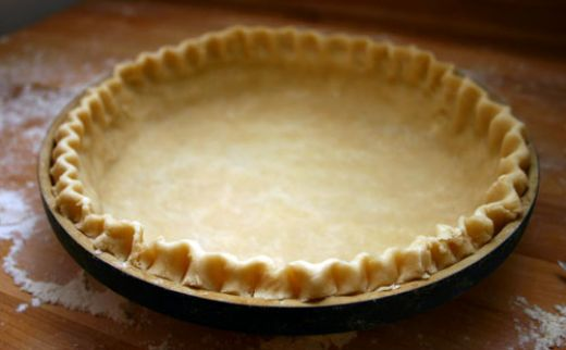 homemade pie crust recipe ingredients for this no fail pie crust ...